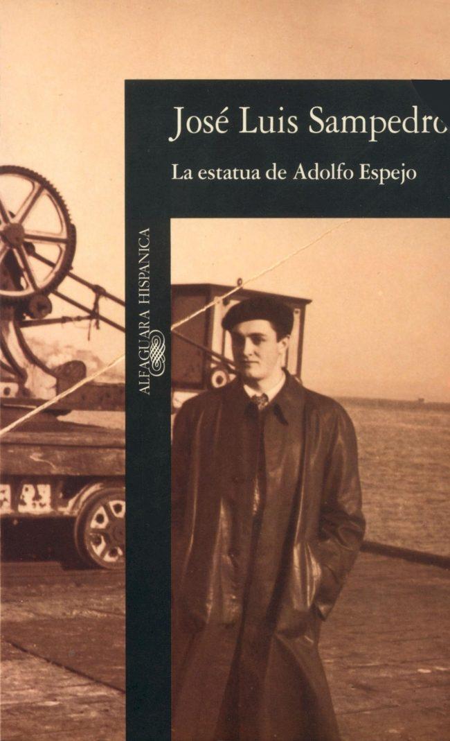 La estatua de Adolfo Espejo