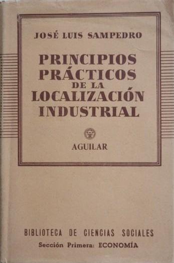 Principios prácticos de localización industrial